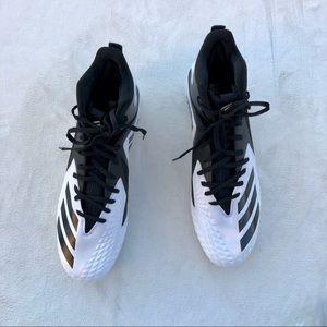 Adidas Football Cleats Freak x Carbon Mid Black